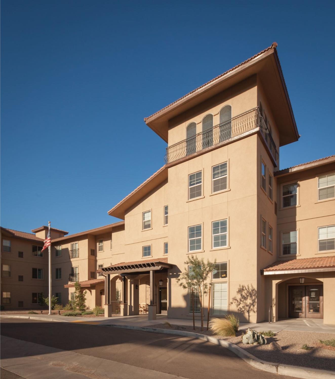 Apartments In Kingman Az: White Cliffs Senior Living